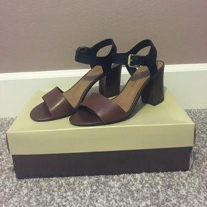 Franco Sarto Block Heel, size 6.5